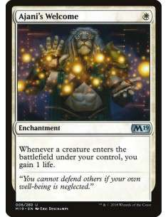 Ajani's-Welcome-m19