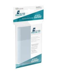 Ultimate Guard Precise-Fit Sleeves Side-Loading Standardgrösse Transparent (100)-img2
