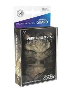 Ultimate Guard Printed Sleeves Standardgrösse Lands Edition Sumpf I (80)-img2