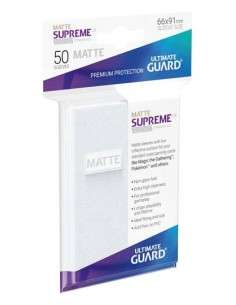 Ultimate Guard Supreme UX Sleeves Standardgrösse Matt Frosted (50)-img2