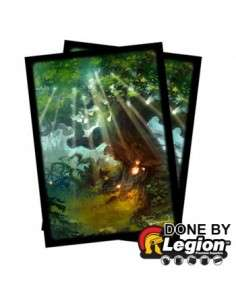 Blackfire Sleeves - Standard Double-Matte - Svetlin Velinov - Forest (50 Sleeves)