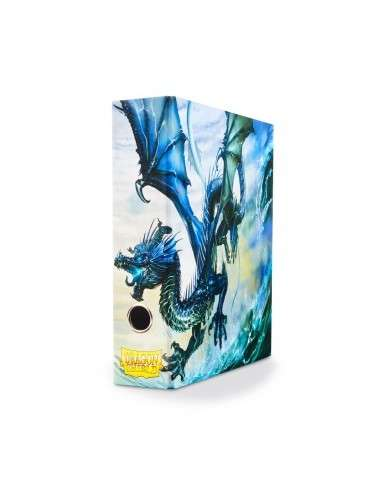 Dragon Shield Slipcase Binder - Blue 'Kokai'
