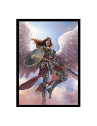 Legion - Matte Sleeves - EPIC - Angel of Mercy (60 Sleeves)