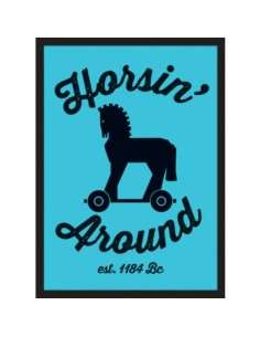 Legion - Standard Sleeves - Horsin' around (50 Sleeves)