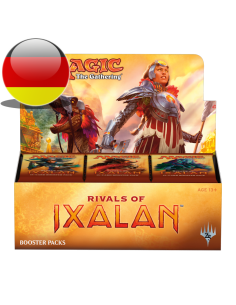 Rivalen von Ixalan Display (DE)