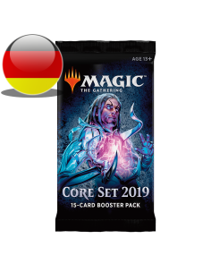 Core Set 19 Booster (DE)