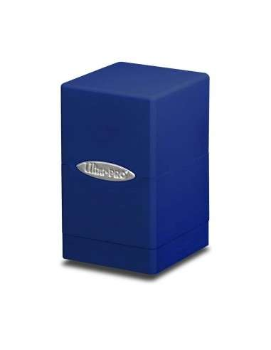 Ultra Pro - Deck Box - Satin Tower - Blue
