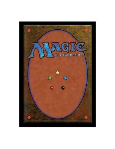 Ultra Pro - Standard Sleeves - Classic Card Back for Magic (100 Sleeves)
