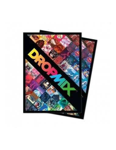 Ultra Pro - Standard Sleeves - DropMix (100 Sleeves)
