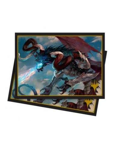 Ultra Pro - Standard Sleeves - Elder Dragons: Palladia Mors