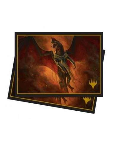 Ultra Pro - Standard Sleeves - Elder Dragons: Vaevictis Asmadi