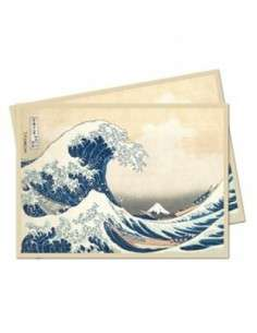 Ultra Pro - Standard Sleeves - Fine Art - The Great Wave Off Kanagawa (65 Sleeves)