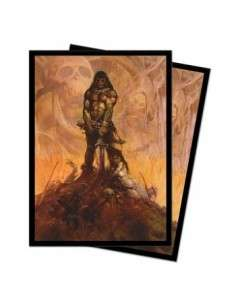 Ultra Pro - Standard Sleeves - Frank Frazetta - Barbarian (100 Sleeves)