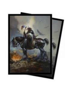 Ultra Pro - Standard Sleeves - Frank Frazetta - Death Dealer (100 Sleeves)