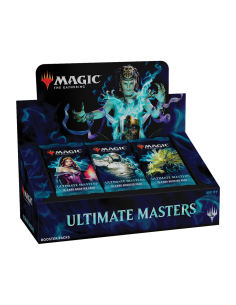 Ultimate Masters Display inkl. Ultimate Box Topper (EN)