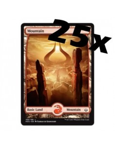 25 Full Art Lands -...