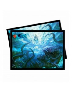 Ultra Pro - Standard Deck Protector - Ultimate Masters - Dark Depths