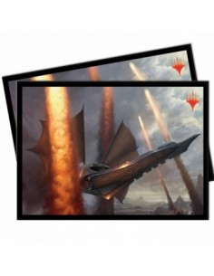 Ultra Pro - Standard Deck Protector - Ultimate Masters - Seismic Assault