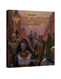 MTG - The Art of Magic: The Gathering - Ravnica - EN