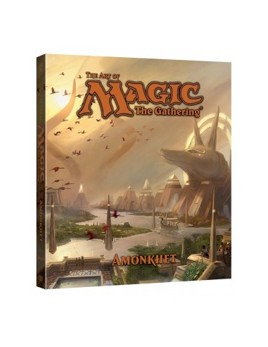MTG - The Art of Magic: The Gathering - Amonkhet - EN
