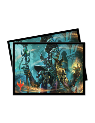 Ultra Pro - Standard Sleeves - War of the Spark - Liliana