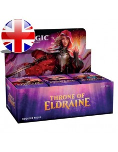 Throne of Eldraine Display (EN)