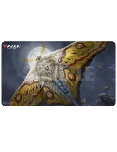 Ultra Pro - Play Mat - Ikoria: Lair of Behemnoths - Luminous Broodmoth