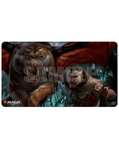 Ultra Pro - Play Mat - Ikoria: Lair of Behemnoths - Go for Blood