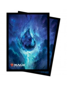 Ultra Pro - Standard Sleeves - Magic: The Gathering Celestial Island (100 Sleeves)
