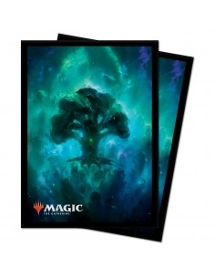 Ultra Pro - Standard Sleeves - Magic: The Gathering Celestial Forest (100 Sleeves)