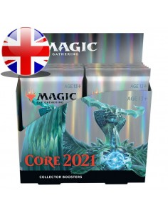 Core Set 2021 Collector's Booster Display (EN)