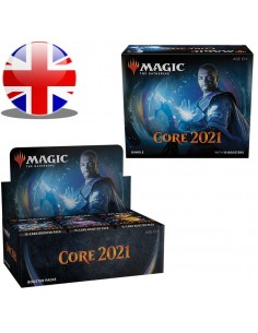 Core Set 2021 - Family Pack...