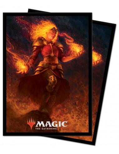 Ultra Pro - Standard Sleeves - M21 - Chandra (100 Sleeves)