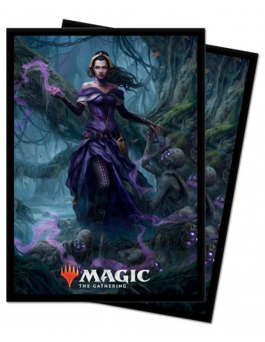 Ultra Pro - Standard Sleeves - M21 - Liliana (100 Sleeves)
