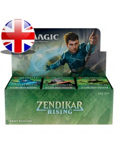 Zendikar Rising Draft Booster Display (EN)