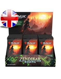 Zendikar Rising Set Booster Display (EN)