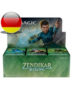 Zendikars Erneuerung Draft Booster Display (DE)