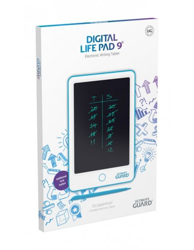 Ultimate Guard Digital Life Pad 9''