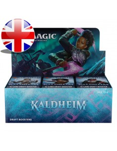Kaldheim Draft Booster Display (EN)