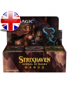 Strixhaven Draft Booster Display (EN)